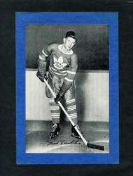 1934/43 MURPH CHAMBERLAIN BEE HIVE GROUP 1 CORN SYRUP PHOTO MAPLE LEAFS EXMT