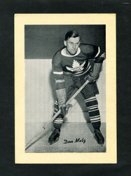 1934/43 DON METZ BEE HIVE GROUP 1 CORN SYRUP PHOTO MAPLE LEAFS EX