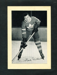 1934/43 GORD DRILLON BEE HIVE GROUP 1 CORN SYRUP PHOTO MAPLE LEAFS EX