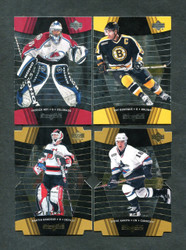 1999 UPPER DECK BLACK DIAMOND NHL HOCKEY COMPLETE SET WITH SP'S/120