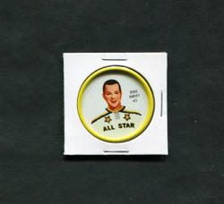 1962-63 DOUG HARVEY #45 SHIRRIFF COINS ALL STAR *8003