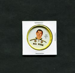1962-63 STAN MIKITA #46 SHIRRIFF COINS ALL STAR *5447