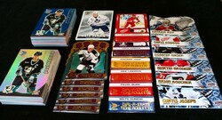 2000-01 PACIFIC PRISM McDONALDS COMPLETE HOCKEY MASTER SET OF 6