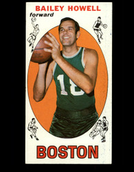 1969 BAILEY HOWELL TOPPS #5 CELTICS EX *B004