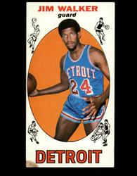 1969 JIM WALKER TOPPS #8 PISTONS GOOD *B016