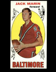 1969 JACK MARIN TOPPS #26 BALTIMORE NM *B039