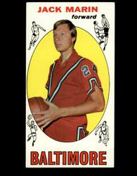 1969 JACK MARIN TOPPS #26 BALTIMORE EXMT *B042