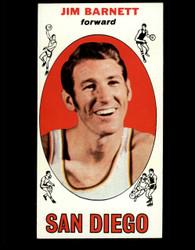 1969 JIM BARNETT TOPPS #51 SAN DIEGO NM *B065