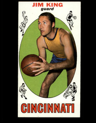 1969 JIM KING TOPPS #66 CINCINNATI VG *B074