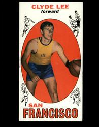 1969 CLYDE LEE TOPPS #93 SAN FRANCISCO EX *B098
