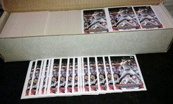1993 ROGER CLEMENS TOPPS #4 RED SOX LOT OF 100