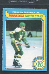 1979 PER-OLOV BRASER OPC #192 O PEE CHEE NORTH STARS NM #3057