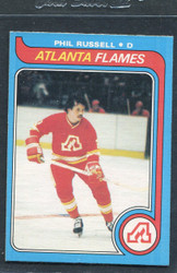 1979 PHIL RUSSELL OPC #143 O PEE CHEE FLAMES NM #3072