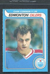 1979 CAM CONNOR OPC #138 O PEE CHEE OILERS NM #3071