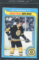 1979 DICK REDMOND OPC #129 O PEE CHEE BRUINS NM #3067