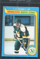 1979 J.P. PARISE OPC #118 O PEE CHEE NORTH STARS NM #3064