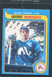 1979 MARC TARDIF OPC #108 O PEE CHEE NORDIQUES NM #3095