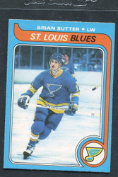 1979 BRIAN SUTTER OPC #84 O PEE CHEE BLUES NM #3088