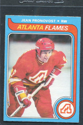 1979 JEAN PRONOVOST OPC #77 O PEE CHEE FLAMES NM #3087