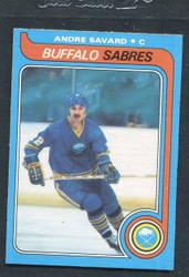 1979 ANDRE SAVARD OPC #25 O PEE CHEE SABRES NM #3099