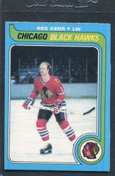 1979 REG KERR OPC #67 O PEE CHEE BLACK HAWKS NM #3109