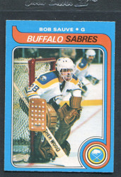 1979 BOB SAUVE OPC #49 O PEE CHEE SABRES NM #3116