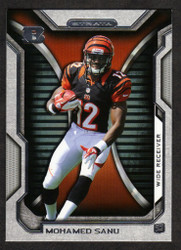 2012 MOHAMED SANU  TOPPS STRATA #81  ROOKIE 14 CARD HOBBY LOT BENGALS