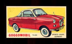1961 TOPPS SPORTS CARS #56 GOGGOMOBIL TS-400 NM