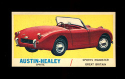 1961 TOPPS SPORTS CARS #20 AUSTIN HEALEY SPRITE NM/MT
