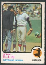 1973 JOHN ELLIS OPC #656 O PEE CHEE INDIANS #2645