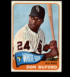 1965 DON BUFORD TOPPS #81 WHITE SOX NM *4872
