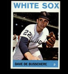 1964 DAVE DE BUSSCHERE TOPPS #247 WHITE SOX EXMT *2610