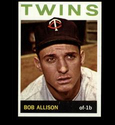 1964 BOB ALLISON TOPPS #290 TWINS NM/MT *4152