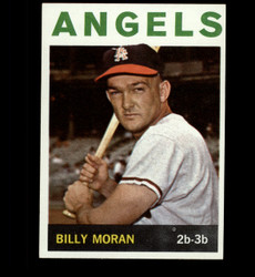 1964 BILLY MORAN TOPPS #333 ANGELS NM *7166