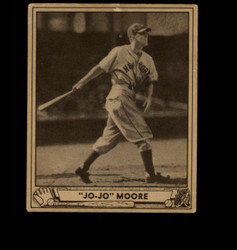 1940 JO-JO MOORE PLAY BALL #84 GIANTS VG *8097