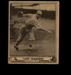 LON WARNEKE PLAY BALL #114 CARDINALS VG *4071
