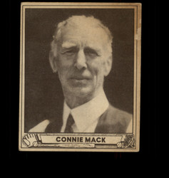 1930 CONNIE MACK PLAY BALL #132 ATHLETICS GD *7185