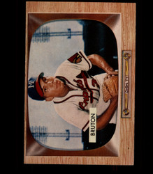 1955 BILLY BRUTON BOWMAN #11 BRAVES EX/EXMT *2749