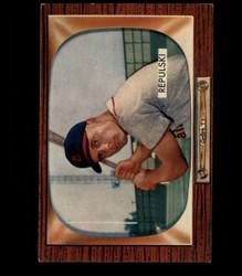 1955 ELDON RIP REPULSKI BOWMAN #205 CARDINALS EX *4893
