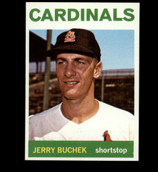 1964 JERRY BUCHEK TOPPS #314 CARDINALS NM/MT *1099