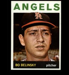 1964 BO BELINSKY TOPPS #315 ANGELS NM/MT *1554