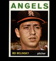 1964 BO BELINSKY TOPPS #315 ANGELS NM/MT *3906