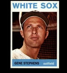 1964 GENE STEPHENS TOPPS #308 WHITE SOX NM/MT *8225