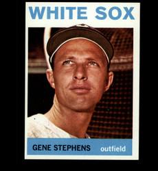 1964 GENE STEPHENS TOPPS #308 WHITE SOX NM/MT *5975
