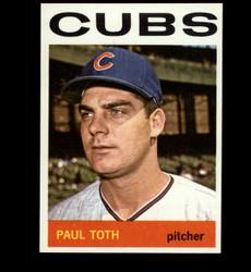 1964 PAUL TOTH TOPPS #309 CUBS NM/MT *4701