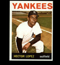 1964 HECTOR LOPEZ TOPPS #325 YANKEES NM/MT *5192