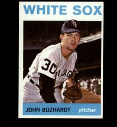 1964 JOHN BUZHARDT TOPPS #323 WHITE SOX NM/MT *5165