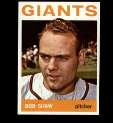 1964 BOB SHAW TOPPS #328 GIANTS NM/MT *4272