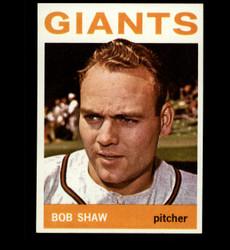 1964 BOB SHAW TOPPS #328 GIANTS NM/MT *3416