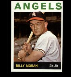 1964 BILLY MORAN TOPPS #333 ANGELS NM/MT *1100